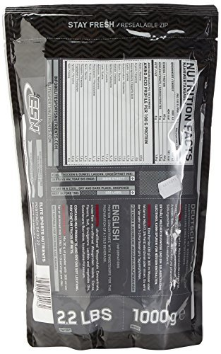 ESN Designer Whey Protein Pro Series, Chocolate, 1kg Beutel -