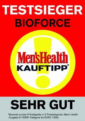 Finnlo Kraftstation Bio Force, schwarz/anthrazit, 3842 -