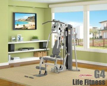 Life Fitness G4 Multistation - Kraftstation - Fitness Station - Heimtrainer -