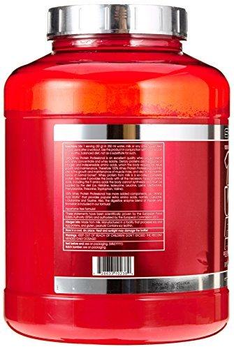 Scitec Nutrition Whey Protein Professional Erdbeer-Weiße Schokolade, 1er Pack (1 x 2350 g) -