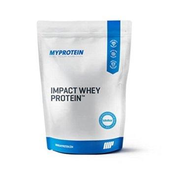 MyProtein Impact Whey Protein, Vanilla, 1000g -