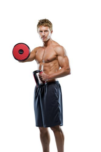 Perfect Fitness Erwachsene Liegestützgriffe Push Up V2, Black, 31015EU -