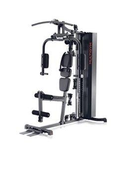 Kettler Multigym Fitness-Center, 07752-800, kompakte Kraftstation -