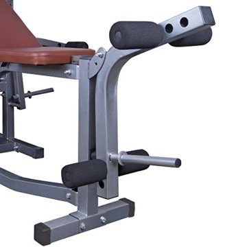 ScSPORTS Hantelbank-Set mit 60 kg Hantelscheiben Kunststoff Gewichte und Langhantelstange 160cm Kurzhantelstangen -