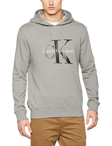 calvin klein jeans herren sweatshirt true icon hoodie. Black Bedroom Furniture Sets. Home Design Ideas