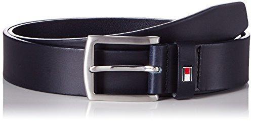 tommy hilfiger herren g rtel new denton belt 3 5 blau tommy navy 413 100 cm test. Black Bedroom Furniture Sets. Home Design Ideas