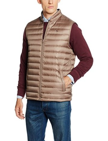 tommy hilfiger herren weste packable lw down vest. Black Bedroom Furniture Sets. Home Design Ideas