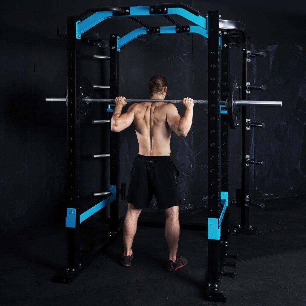 Welche Geräte für Home Gym